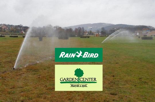 Závlahy Rain Bird